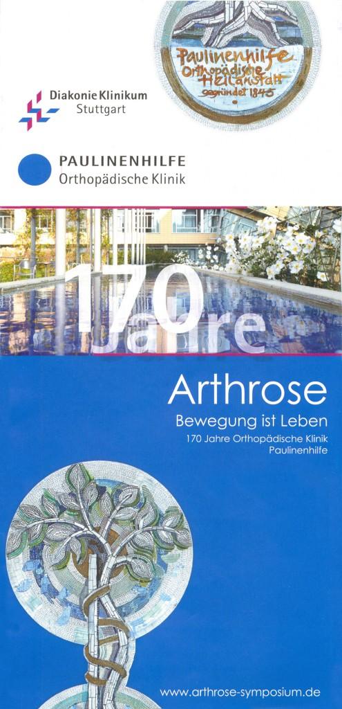 Headline Arthrose-Symposium