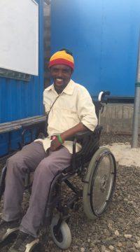 Wheelchair donation 1 1